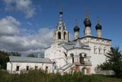 Church in Isady village.