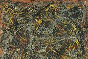 Jeckson Pollok - №5 - 1948