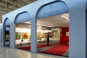 Maricevic Fine Art – Exhibition stand