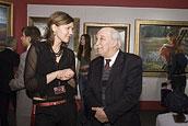 Lisa Romanova and Victor Ivanov