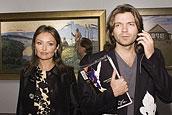 Дмитрий Маликов с супругой