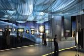 Предварительный эскиз экспозиции - тема Небо
