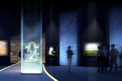 Предварительный эскиз экспозиции - тема Истоки